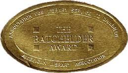 Image result for batchelder award