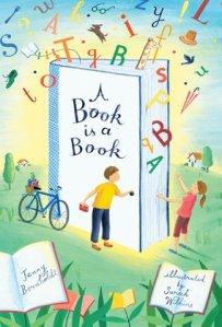 A Book Is A Book Book Cover