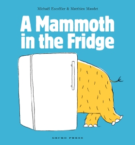 A Mammoth in the Fridge Book Cover