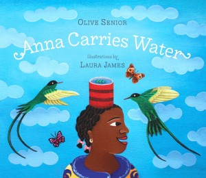 Anna Carries Water Book Cover