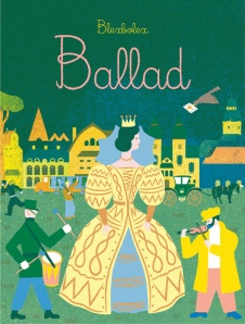Ballad Book Cover