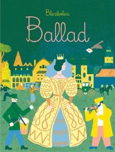 Ballad Book Cover
