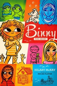 Binny for Short Book Cover