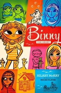 Binny for Short Book Cover