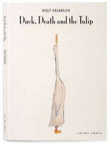 Duck Death and the Tulip Book Cover