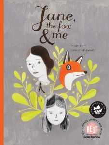Jane the Fox and Me Book Cover