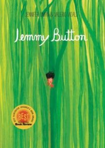 Jemmy Button Book Cover