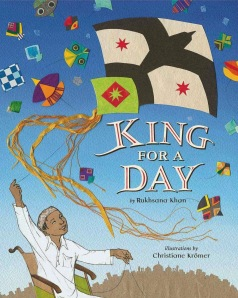 King For A Day Book Cover