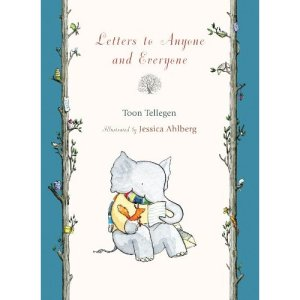 Letters to Anyone and Everyone Book Cover