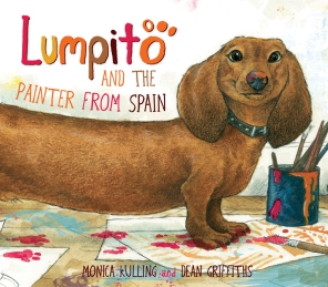 Lumpito and the Painter from Spain Book Cover