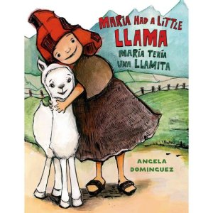 Maria Had A Little Lamb Book Cover