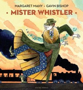 Mister Whistler Book Cover