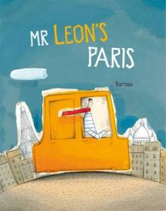 Mr Leon's Paris Book Cover