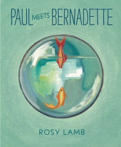 Paul Meets Bernadette Book Cover