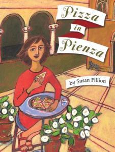 Pizza in Pienza Book Cover