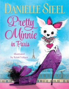 Pretty Minnie in Paris Book Cover