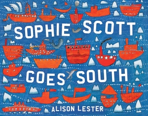 Sophie Scott Goes South Book Cover