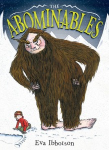 The Abominables Book Cover