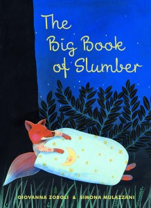 The Big Book of Slumber Book Cover