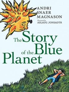 The Story of the Blue Planet Book Cover