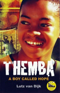 Themba A Boy Called Hope Book Cover