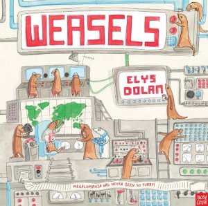Weasels Book Cover