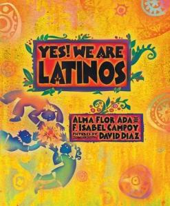 Yes We Are Latinos Book Cover