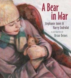 A Bear in War Book Cover