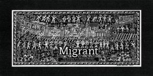 Migrant Book Cover