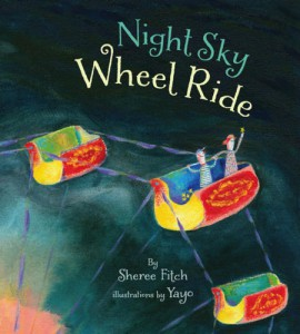 Night Sky Wheel Ride Book Cover
