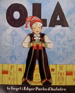 Ola Book Cover