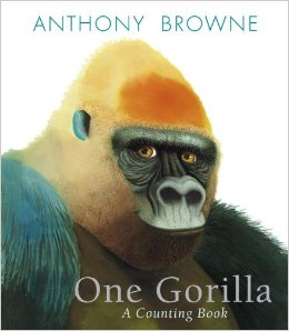One Gorilla Book Cover