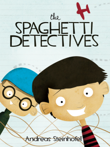 The Spaghetti Detective Book Cover