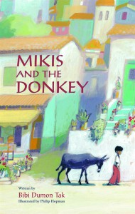 Mikis and the Donkey Book Cover