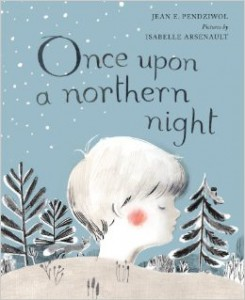 Once Upon A Northern Night Book Cover