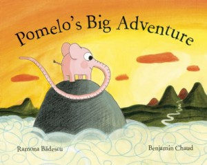 Pomelo's Big Adventure Book Cover