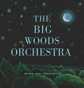 The Big Woods Orchestra Book Cover