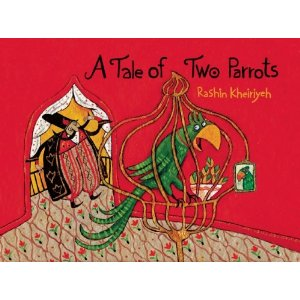 Two Parrots Book Cover