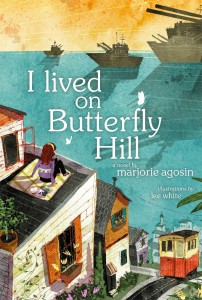 I Lived On Butterfly Hill Book Cover