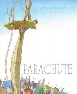 Parachute Book Cover