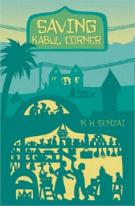 Saving Kabul Corner Book Cover