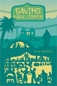 Saving Kabul Corner Book Cover