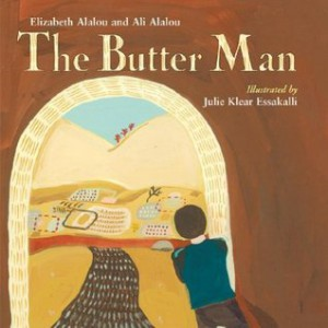 The Butter Man Book Cover