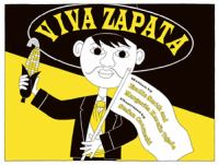 Viva Zapata Book Cover