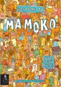 Welcome To Mamoko Book Cover