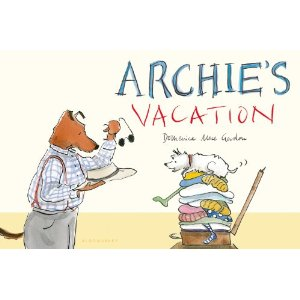Archie's Vacation Book Cover