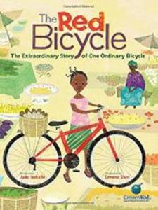 The Red Bicycle Cover