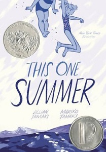 This One Summer Front Cover