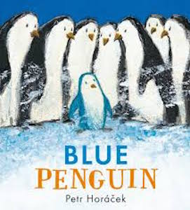 blue-penguin