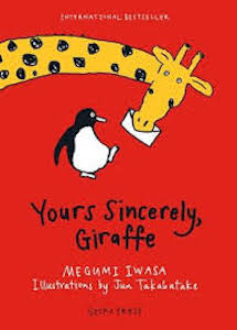 yours-sincerely-giraffe